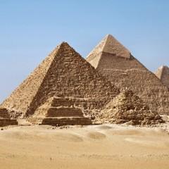 Viaje a las pirámides de Guiza