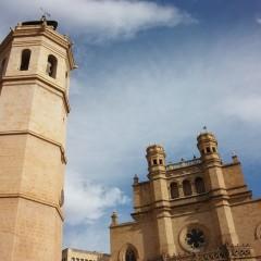 El Fadrí: Campanario símbolo de Castellón