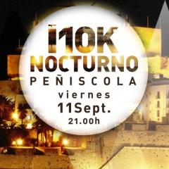 I 10 kilometros nocturnos en Peñíscola