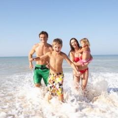 Peñíscola es un lugar ideal para compartir con la familia