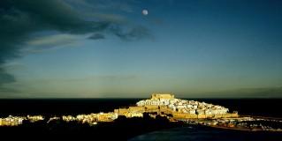 Peñíscola paisajes naturales a la disposición de los turistas