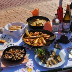 La gastronomía en Peñíscola, elemento principal que lo distingue