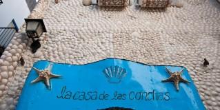 La exótica Casa de las Conchas en Peñíscola