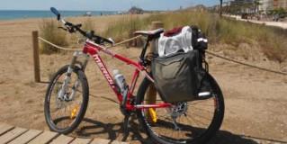 Las mejores rutas de ciclismo, en Peñíscola.