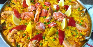 La mejor gastronomía marinera esta en Peñíscola