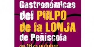 Peñíscola celebra desde el 16 de octubre al 10 de noviembre las VI Jornadas Gastronómicas del Pulpo