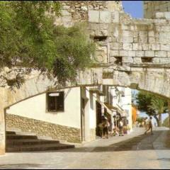 Un paseo por la Ciudad Antigua de Peñíscola. Turismo tradicional