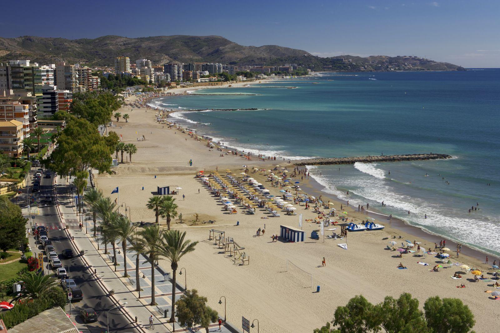 turismo de castellon playa heliopolis benicàssim