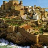 Las murallas de Peñiscola, una defensa inquebrantable
