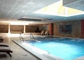 El hotel con la mejor piscina de Peñiscola