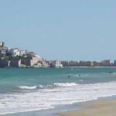 Niumba incluye la playa norte de peñíscola como una de las mejores de españa