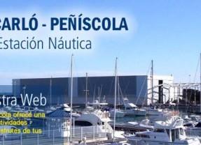 Unas completas vacaciones en el mar en la estación náutica benicarló-peñíscola