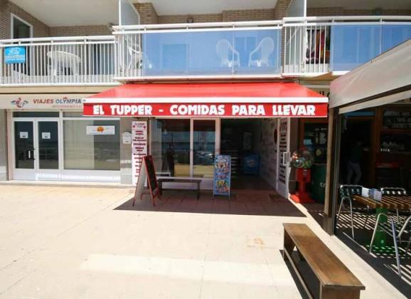 El tupper, la mejor comida para llevar en Peñiscola