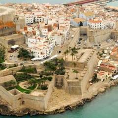 Peñiscola y su castillo, presentes en el reportaje de ABC sobre fortalezas templarias de España